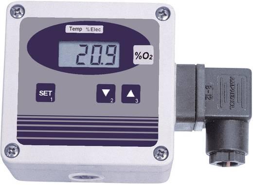 Sauerstoff-Messgerät Greisinger Oxy 3690 0 - 100 % O2 Externer Sensor, Sauerstoff-Messgerät, mit Temperaturmessfunktion