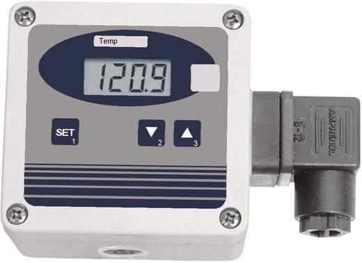Greisinger GLMU 200 MP Leitfähtigkeits-Messumformer GLMU 200 MP inkl. 2-pol. Elektrode Leitfähigkeit: ± 0,5% v. Messwert ± 0,3% FS (-RW: ± 1% v. MW ± 0,3% FS)Temperatur: ± 0,2 °C ± 1 Digit