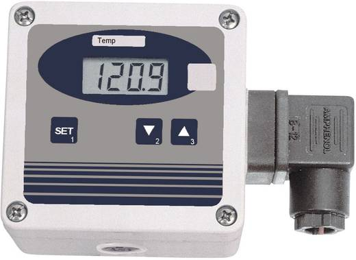 Greisinger GLMU 200 MP Leitfähtigkeits-Messumformer GLMU 200 MP inkl. 2-pol. Elektrode Leitfähigkeit: ± 0,5% v. Messwert