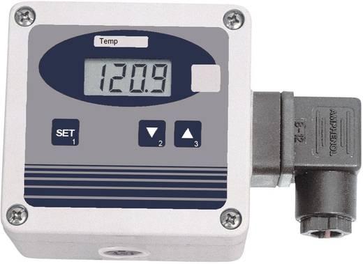 Greisinger GLMU 400 MP Leitfähtigkeits-Messumformer GLMU 400 MP inkl. 4-pol. Elektrode Leitfähigkeit: ± 0,5% v. Messwert ± 0,3% FS (-RW: ± 1% v. MW ± 0,3% FS)Temperatur: ± 0,2 °C ± 1 Digit