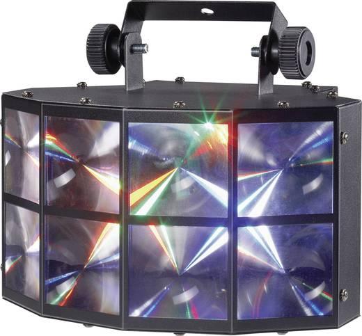 DMX LED-Effektstrahler Mc Crypt DL-1112 Anzahl LEDs:4 x 3 W
