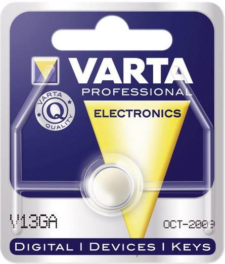 Knopfzelle LR 44 Alkali-Mangan Varta Electronics (type AG13) 125 mAh 1.5 V 1 St.