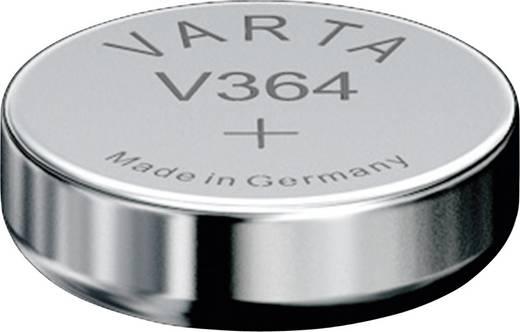 Knopfzelle 364 Silberoxid Varta Electronics SR60 20 mAh 1.55 V 1 St.