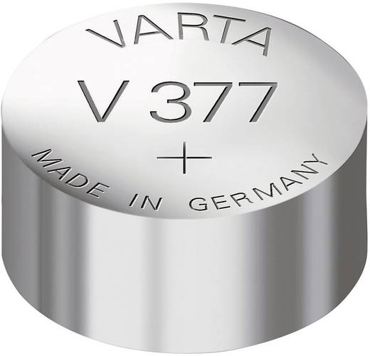 Knopfzelle 377 Silberoxid Varta Professional Electronics SR66 24 mAh 1.55 V 1 St.
