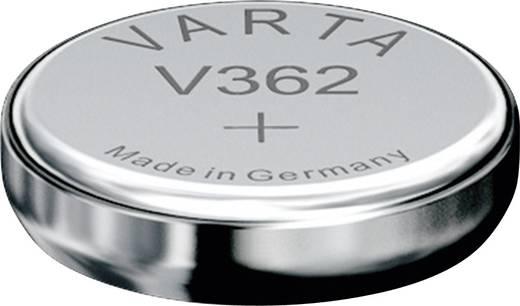 Knopfzelle 362 Silberoxid Varta Electronics SR58 21 mAh 1.55 V 1 St.
