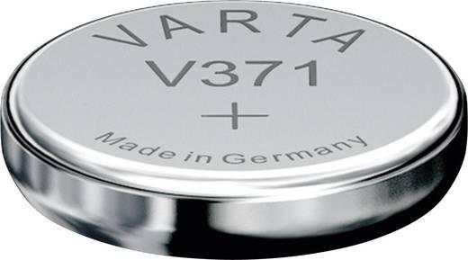Knopfzelle 371 Silberoxid Varta Electronics SR69 35 mAh 1.55 V 1 St.