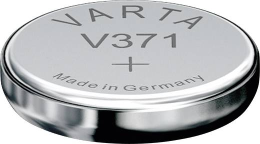 Knopfzelle 371 Silberoxid Varta Professional Electronics SR69 35 mAh 1.55 V 1 St.