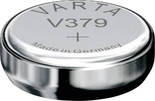 Knopfzelle 379 Silberoxid Varta Electronics SR63 14 mAh 1.55 V 1 St.