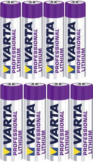 Varta Batterie-Set Micro, Mignon 8 St.