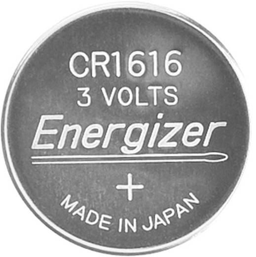 Knopfzelle CR 1616 Lithium Energizer CR1616 55 mAh 3 V 1 St.