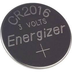 Knoflíková baterie Energizer CR2016, lithium