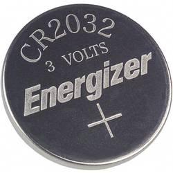 Knoflíková baterie Energizer CR2032, lithium