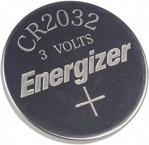 Knopfzelle CR 2032 Lithium Energizer CR2032 240 mAh 3 V 1 St.
