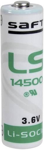Pile spéciale LR6 (AA) lithium Saft LS14500 3.6 V 2600 mAh 1 pc(s)