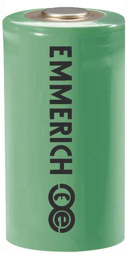 Spezial-Batterie 2/3 AA Lithium Emmerich ER 14335 3.6 V 1600 mAh 1 St.