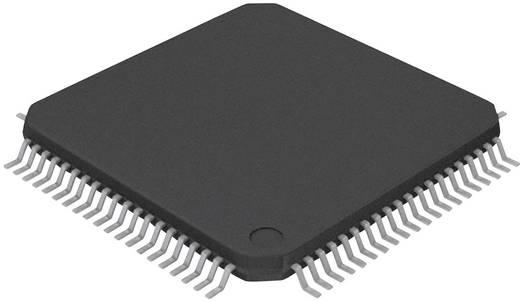 Embedded-Mikrocontroller PIC24FJ64GA008-I/PT TQFP-80 (12x12) Microchip Technology 16-Bit 16 MHz Anzahl I/O 69