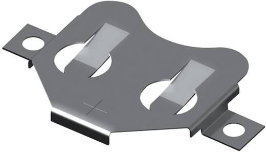 Knopfzellenhalter 1 CR 2016 Horizontal, Oberflächenmontage SMD (L x B x H) 30.73 x 19.86 x 2.16 mm Keystone 3026