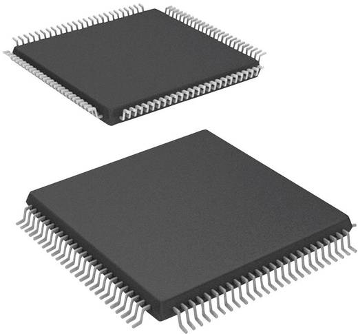 Embedded-Mikrocontroller PIC32MX675F256L-80I/PT TQFP-100 (12x12) Microchip Technology 32-Bit 80 MHz Anzahl I/O 85