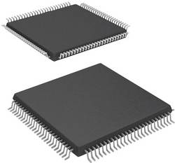 Microcontrôleur embarqué Microchip Technology ATMEGA6450V-8AUR TQFP-100 (14x14) 8-Bit 8 MHz Nombre I/O 68 1 pc(s)