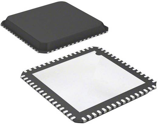 Embedded-Mikrocontroller PIC32MX695F512H-80I/MR QFN-64 Exposed Pad (9x9) Microchip Technology 32-Bit 80 MHz Anzahl I/O 5