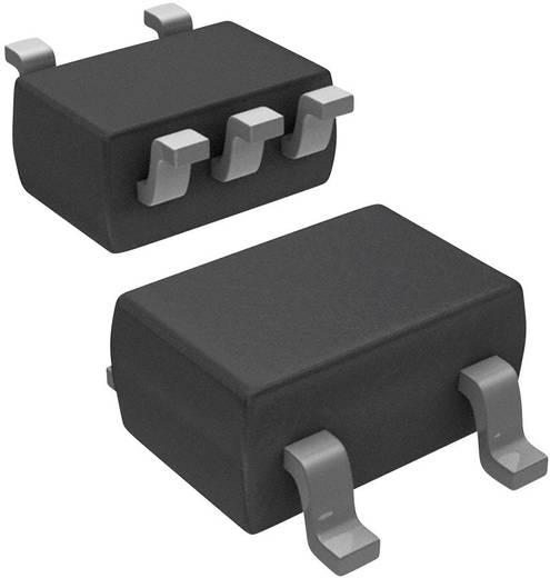 Linear IC - Komparator Texas Instruments LMV331M7X/NOPB Mehrzweck CMOS, Offener Kollektor, TTL SC-70-5