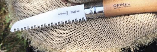 Taschensäge Opinel 254040 Buche, Chrom