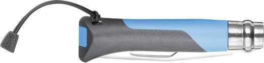 Outdoormesser mit Fangriemen Opinel No8 Outdoor 254268 Blau