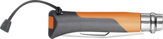 Outdoormesser mit Fangriemen Opinel No8 mes outdoor, oranje 254269 Orange