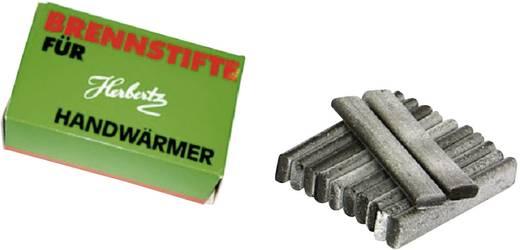 Ersatzbrenn-Kohlestifte für Handwärmer 622200 mit Kohlestäbe, 12er