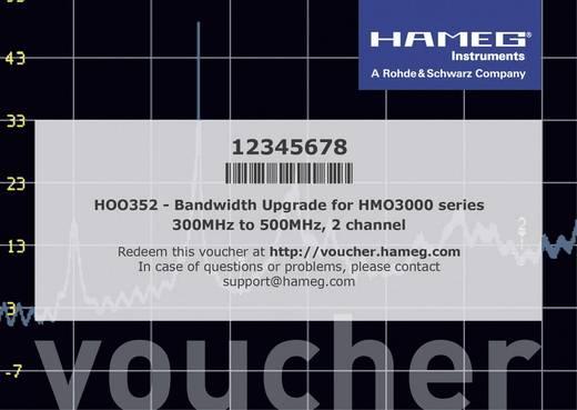 Rohde & Schwarz HOG352 HOO352 Bandbreitenupgrade 300MHz auf 500MHz, Passend für HMO3032 5800.2460.02