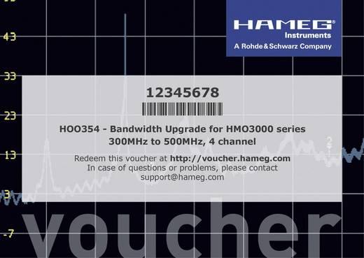 Rohde & Schwarz HOG354 HOO354 Bandbreitenupgrade 300MHz auf 500MHz, Passend für (Details) HMO3034 5800.2477.02