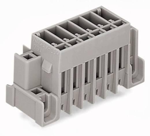 WAGO 769-642/004-000 Buchsengehäuse-Platine 769 Polzahl Gesamt 12 Rastermaß: 5 mm 25 St.