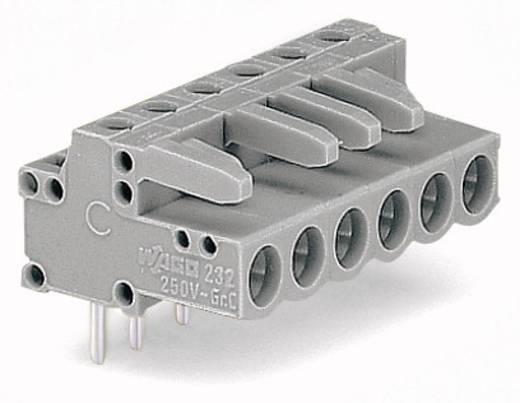 Buchsengehäuse-Platine 232 Polzahl Gesamt 20 WAGO 232-250 Rastermaß: 5 mm 10 St.