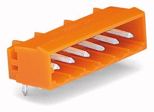 Stiftgehäuse-Platine 231 Polzahl Gesamt 18 WAGO 231-548/001-000 Rastermaß: 5.08 mm 50 St.