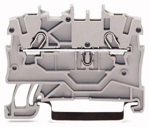 Durchgangsklemme 3.50 mm Zugfeder Rot WAGO 2000-1203 100 St.