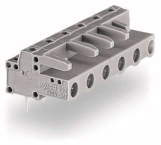 Buchsengehäuse-Platine 232 Polzahl Gesamt 8 WAGO 232-838 Rastermaß: 7.50 mm 25 St.