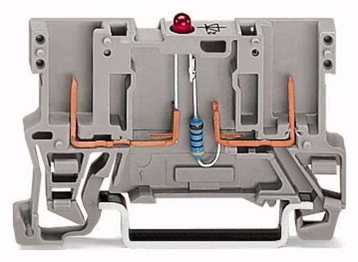 Basisklemme 5 mm Zugfeder Belegung: L Grau WAGO 769-229/281-434 100 St.
