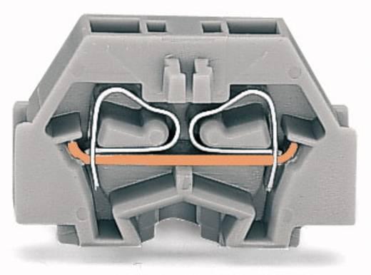 Einzelklemme 5 mm Zugfeder Belegung: L Grau WAGO 260-323 300 St.