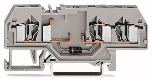 Diodenklemme 6 mm Zugfeder Belegung: L Grau WAGO 281-673/281-400 50 St.