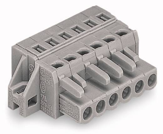 Buchsengehäuse-Kabel 231 Polzahl Gesamt 13 WAGO 231-113/031-000 Rastermaß: 5 mm 25 St.