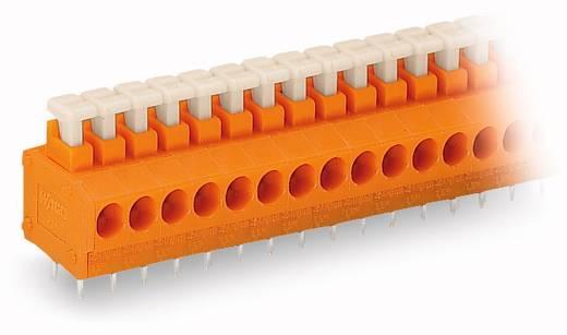 Federkraftklemmblock 1.50 mm² Polzahl 7 235-107 WAGO Orange 160 St.