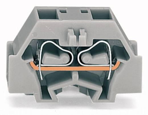 Einzelklemme 8 mm Zugfeder Belegung: L Grau WAGO 260-353 300 St.