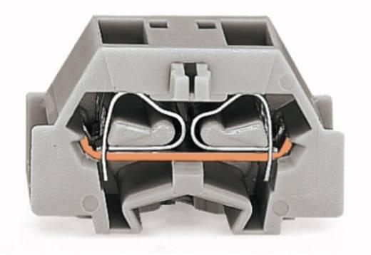 Einzelklemme 10 mm Zugfeder Belegung: L Grau WAGO 261-341 200 St.