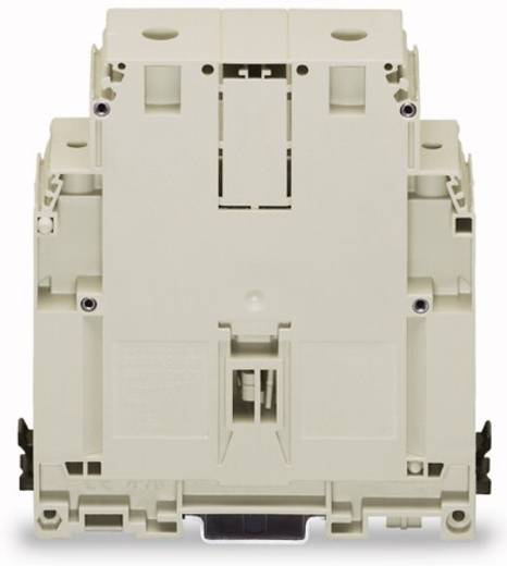 Durchgangsklemme 36 mm Schrauben Belegung: N Blau WAGO 400-499/499-706 5 St.