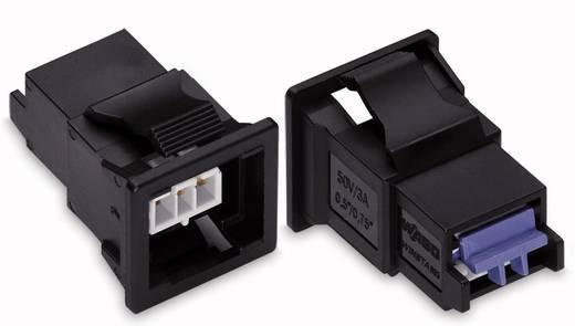 Netz-Steckverbinder Serie (Netzsteckverbinder) WINSTA KNX Buchse, gerade Gesamtpolzahl: 2 3 A Lichtgrau WAGO 50 St.