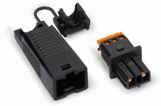 Netz-Steckverbinder WINSTA MINI Serie (Netzsteckverbinder) WINSTA MINI Buchse, gerade Gesamtpolzahl: 2 3 A Lichtgrau WAG