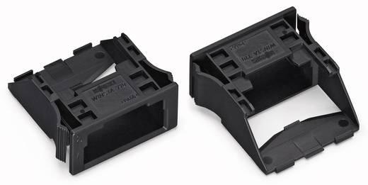 Snap-In-Rahmen WAGO 770-318 Schwarz 100 St.