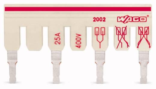 Vorkonfektionierter Schachtelbrücker 2002-481/011-000 WAGO Inhalt: 50 St.