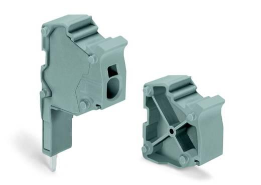 Klemmenleiste 10 mm Zugfeder Grau WAGO 2010-511 50 St.