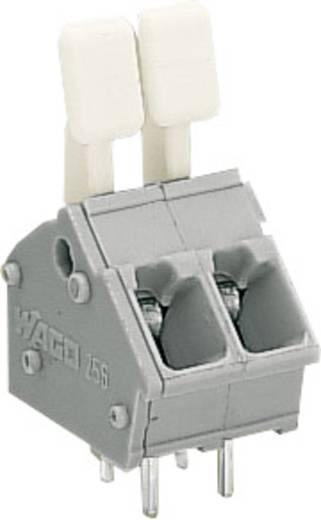 Federkraftklemmblock Polzahl 1 WAGO 600 St.